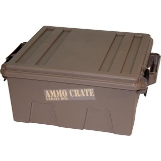 Transportkiste Ammo Crate Utility Box ACR8-72, 22 Liter, coyote