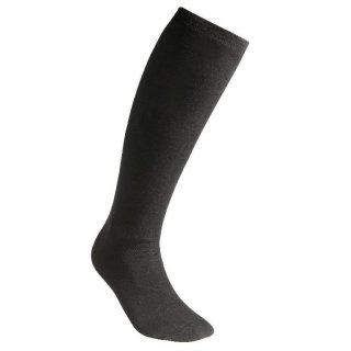 Socken Merinowolle Liner Knee High