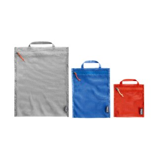Netzbeutel-Set Mesh Pocket Set, 3-tlg.