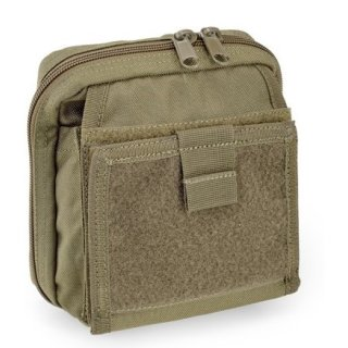 Kartentasche Molle Map Pouch with Note Book