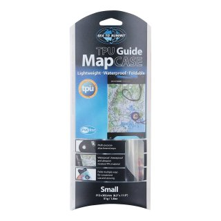Kartentasche wasserdicht TPU Guide Map Case S