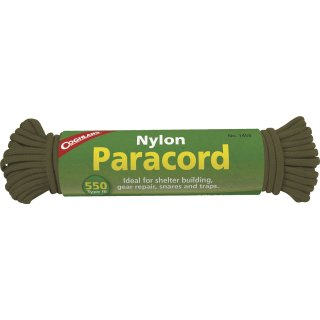 Paracord 550, Typ III, 15,25 m